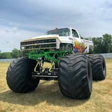 100 Monster Trucks Michigan S Jeremy Hosman And Reckless Drivin Theyre Ready To Get