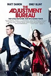 the adjustment bureau 2011 imdb