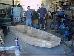lahkita knowing build your own wooden fishing boat