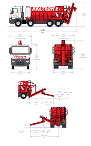 100 Concrete Truck Dimensions Beatsons Concrete Lorry Dimensions Beatsons