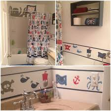 Modern Pirate Bathroom Decor – Home Decor by Reisa