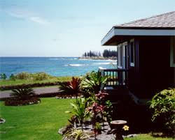 Hana Ocean Front Cottage