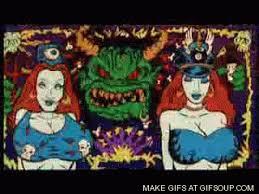 Beavis And Butthead Halloween Cornholio by Beavis And Head Gifs Search Find Make U0026 Share Gfycat Gifs