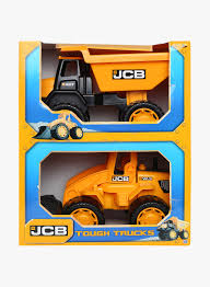 Buy JCB Tough Trucks Online - 4162591 - Jabong