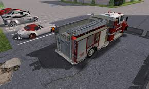 FIRE TRUCK PARKING HD | 1mobile.com