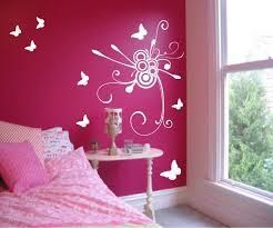 tapisserie chambre fille papier peint chambre fille