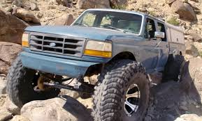 1993 Ford F-350 Transforms To A Monster Rock Climber - Coolfords 1993 Ford F250 2 Owner 128k Xtracab Pickup Truck Low Mile For Red Lightning F150 Bullet Motsports Only 2585 Produced The Long Haul 10 Tips To Help Your Run Well Into Old Age Xlt 4x4 Shortbed Classic 4x4 Fords 1st Diesel Engine Custom Mini Trucks Ridin Around August 2011 Truckin Autos More 1993fordf150lightningredtruckfrontquaertop Hot Rod Readers Rote1993 Regular Cablong Bed Specs Photos Crittden Automotive Library