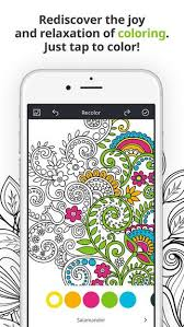And It Has Happenedan App For Adult Coloring Books Been Released