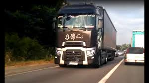 100 Truck Sleeper Cab Renault S T 520 High Sleeper Cab YouTube