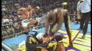 Halloween Havoc 1998 Hogan Vs Warrior goldberg vs ddp wcw world heavyweight championship halloween