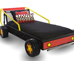 Bedroom: Little Tikes Sports Car Twin Bed | Car Mattress Walmart ...