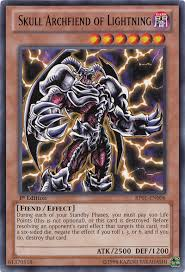 skull archfiend of lightning yu gi oh fandom powered by wikia