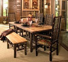 Rustic Dining Table Set Small Room Tables White Round