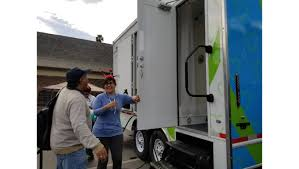 100 Rush Truck Center Pico Rivera County To Offer Mobile Shower Facilities For Homeless In East