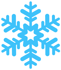 Ask Us About Additional Dates Blue Snowflakes