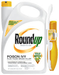 RoundupR Poison Ivy Plus Tough Brush Killer Products