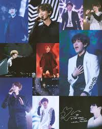 SCAN PLANET EXO OFFICIAL BOOK Vol 1 L Japan