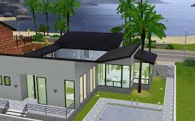Sims 3 Big House Floor Plans by Home Design Modern House Floor Plans Sims 3 Shabbychic Style