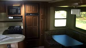 Travel Trailer Floor Plans Rear Kitchen by New 2015 Dutchmen Denali 289rk Double Slideout Travel Trailer Rear