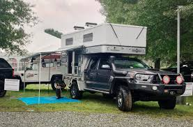 100 Living In A Truck Camper Shell Current Four Wheel S Ventory Main Line Overland