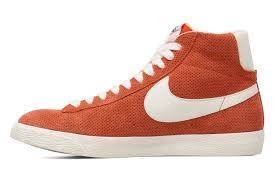 Nike High Top Blazer Vintage Suede