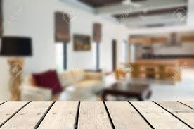 100 Living Room Table Modern Wood Top Blur Image Of Interiorbackground