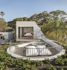 100 Unique House Architecture In Sydney Resembles A Huge Undulating Sculpture