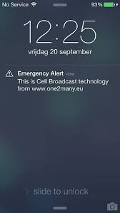 How to disable AMBER or Emergency alerts on iPhone