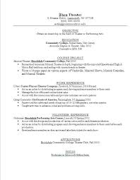 Teenage Resume Example Resumes For Teens Student Template Samples Of Good Sample Students With No Job Experience
