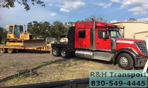R & H Mobile Home Transport Services