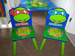 Child's Table And Chairs In B38 Birmingham For £20.00 For Sale - Shpock Teenage Mutant Ninja Turtles Childrens Patio Set From Kids Only Teenage Mutant Ninja Turtles Zippy Sack Turtle Room Decor Visual Hunt Table With 2 Chairs Toys R Us Tmnt Shop All Products Radar Find More 3piece Activity And Nickelodeon And Ny For Sale At Up To 90 Off Chair Desk With Storage 87 Season 1 Dvd Unboxing Youtube