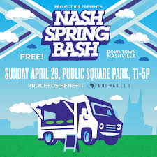 4th Annual Nash Spring Bash Is Almost Here!