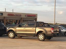 100 Mexican Truck Ford Ranger T6 In Houston Texas S