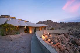 100 Desert House Kendrick Bangs Kelloggs Masterful Organic Architecture In Joshua Tree