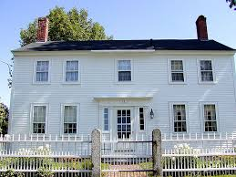 Colonial Homes by House Styles The Look Of The American Home