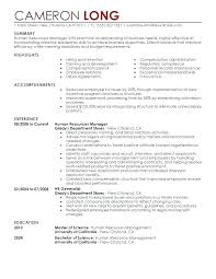 Military Experience Resume 2