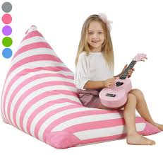 Aubliss Stuffed Animal Storage Bean Bag Chair - Plush Animal Toy Organizer  For Kids, Girls And Children | Extra Large | 23 Inch Long YKK Zipper | ... Childrens Bean Bag Chairs Site About Children Kids White Pool Soothing Company Stuffed Animal Chair For Extra Large Empty Beanbag Kid Toy Storage Covers Your Childs Animals And Flash Fniture Oversized Solid Hot Pink Babymoov Transat Dmoo Nid Natural Amazonde Baby Big Comfy Posh With Removable Cover Teens Adults Polyester Cloth Puff Sack Lounger Heritage Toddler Rabbit Fur Teal Easy With Beans Game Gamer Sofa Plush Ultra Soft Bags Memory Foam Beanless Microsuede Filled Yayme Flamingo Girls Size 41 Child Quality Fabric Cute Design 21 Example Amazon Galleryeptune Premium Canvas Stuffie Seat Only Grey Arrows 200l52 Gal Amazoncom