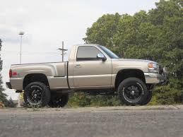 2000 GMC Sierra 1500 Single Cab Lifted | Chevy Truck Forum | GMC ... 2000 Gmc Sierra K2500 Sle Flatbed Pickup Truck Item F6135 02006 Fenders Aftermarket Sierra 4x4 Like Chevy 1500 Pickup Truck 53l Red Youtube Another Tmoney5489 Regular Cab Post Photo 3500hd Crew Db5219 Used C6500 For Sale 2143 Specs And Prices Mbreener Extended Cabshort Bed Photos 002018 Track Xl 3m Pro Side Door Stripe Decals Vinyl Chevrolet 24 Foot Box Cat Diesel Xd Series Xd809 Riot Wheels Chrome