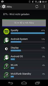 solved spotify for android causing battery drain