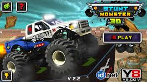 100 Monster Trucks Games Truck Thegameboosteroverblogcom