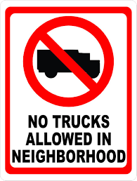 No Trucks Sign This Sign Says Both Dead End And No Thru Trucks Mildlyteresting Fork Lift Sign First Safety Signs Vintage No Trucks Main Clipart Road Signs No Heavy Trucks Day Ross Tagg Design Allowed In Neighborhood Rules Regulations Photo For Allowed Meashots Entry For Heavy Vehicles Prohibitory By Salagraphics Belgian Regulatory Road Stock Illustration Getty Images