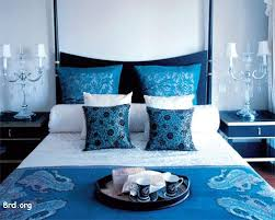 Simple Blue Bedroom Decor Extraordinary Designing Inspiration With
