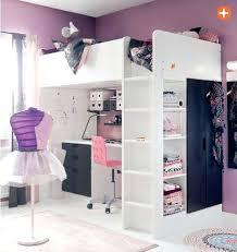 lit chambre fille mezzanine dans une chambre great lit chambre ado lit enfant