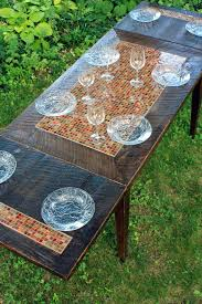 mosaic dining tables for small spaces dining table design ideas