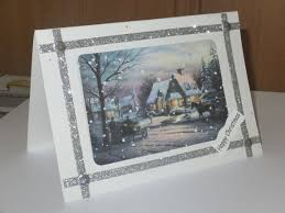 Thomas Kinkade Christmas Tree Cottage thomas kinkade christmas card by me thomas kinkade x mas cards