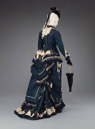 Elegant But What A Faff To Dress Every Morning American 1874