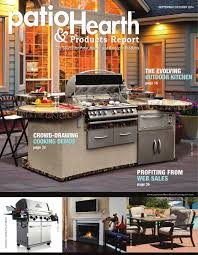 The Shed Bar And Grill Lakefield Mn by Patio And Hearth Products Report September October 2014 By