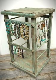 Rotating Display Jewelry Retail Stand