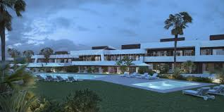 100 Modern Townhouses Spectacular Modern Townhouses Project Close To The Beach In La Cala De Mijas