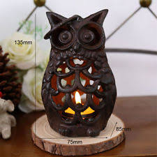 Owl Candle Holders & Accessories
